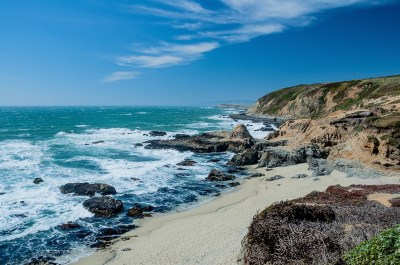 Goat Rock Beach, Jenner, California - Nikon D70 - Digital - May 2004