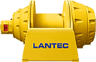 Lantec Classic 750 Series Hydraulic Winch