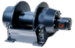 Pullmaster Equal Speed Hydraulic Winches