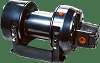 Pullmaster Model M8 Equal Speed Hydraulic Winch