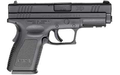 Springfield XD .45 compact