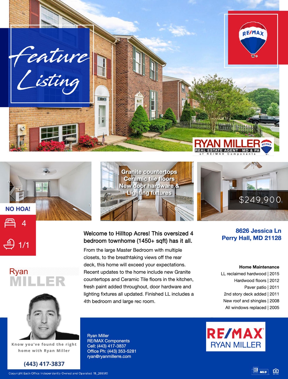 8626-Jessica-Lane-home Perry Hall for Sale