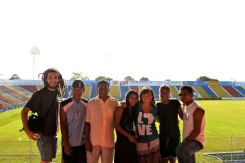 July 2011 - Leading a group of indigenous students in a Discipleship Training School in Honduras.