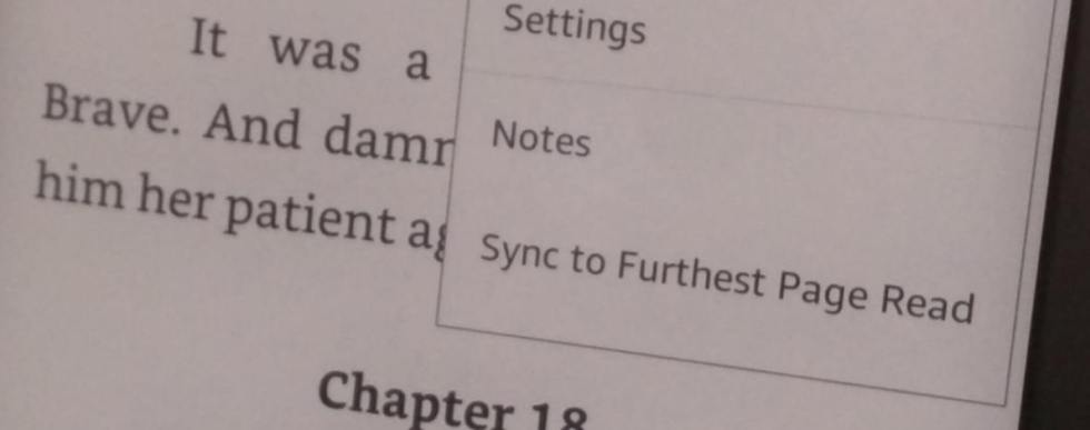 Kindle notes