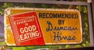 Image result for duncan hines items 1950s