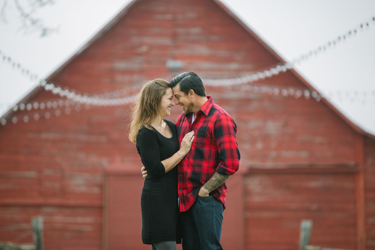 Outdoor Engagement Pictures, Rustic Red Barn, Rustic Grace Estate