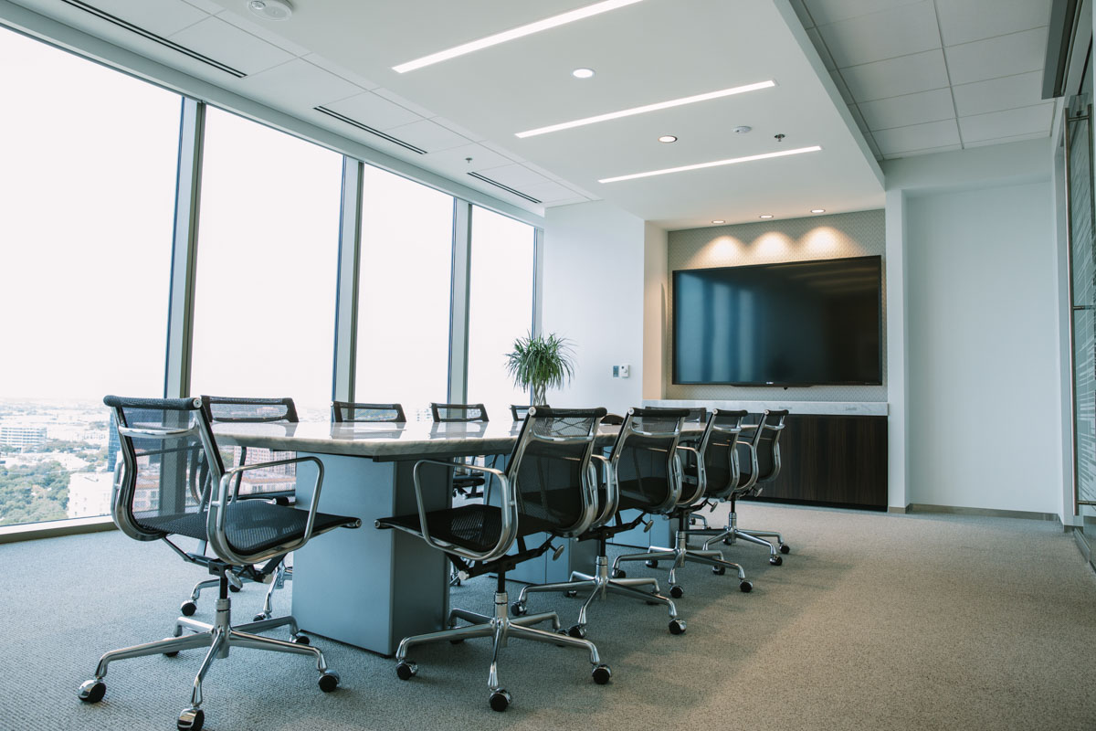 Conference Room, Corporate Building