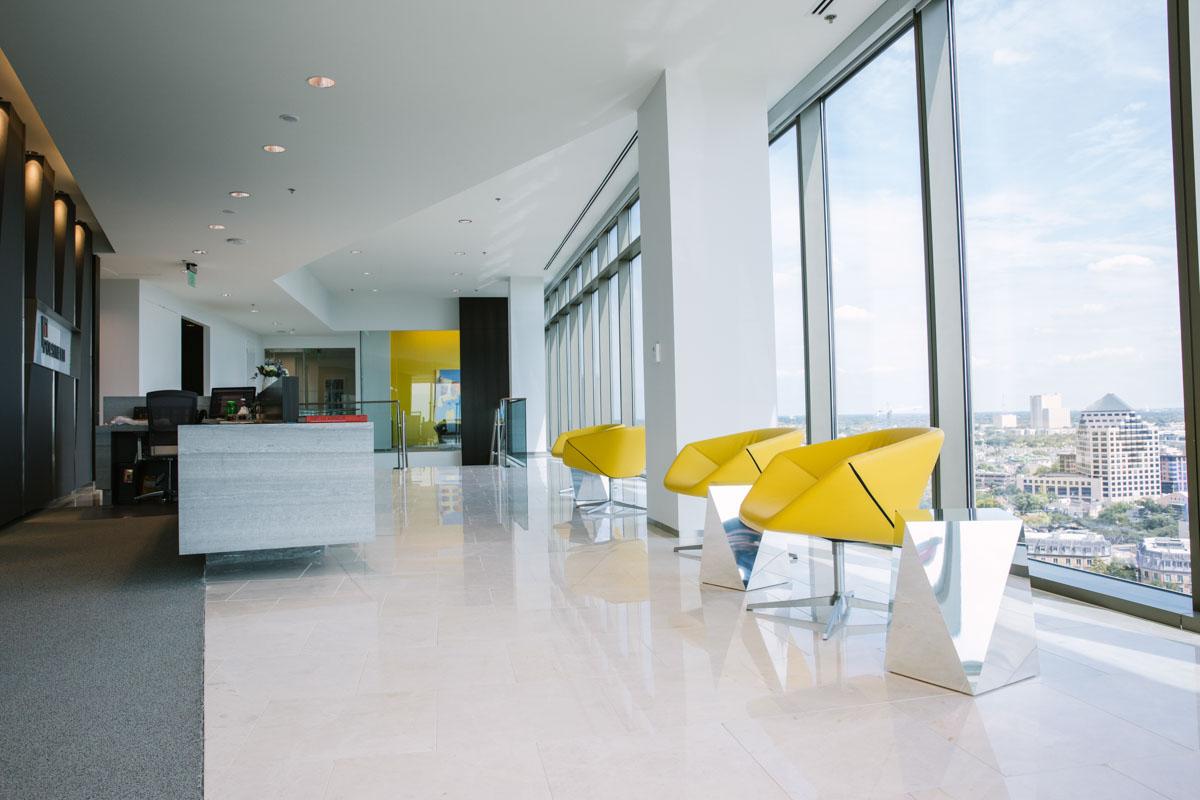 Corporate Building, Indoor, Modern Architecture