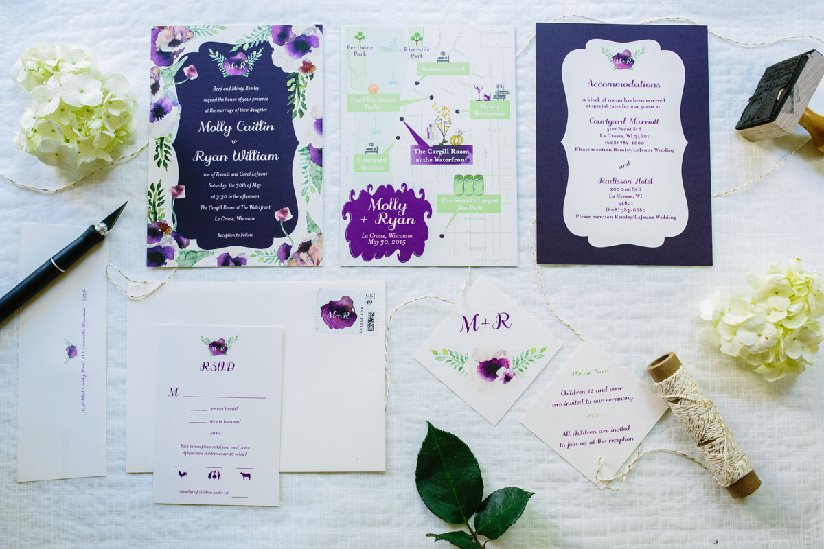 Product Photography, Wedding Invitations, Paper