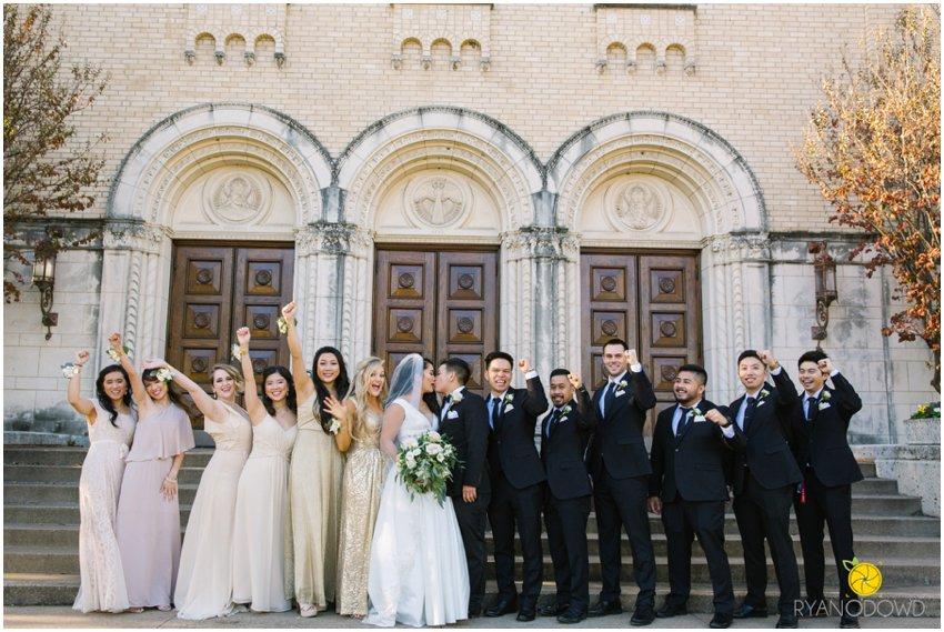 Viatnames and Filipino Wedding