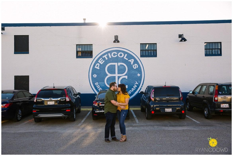 Peticolas Brewery