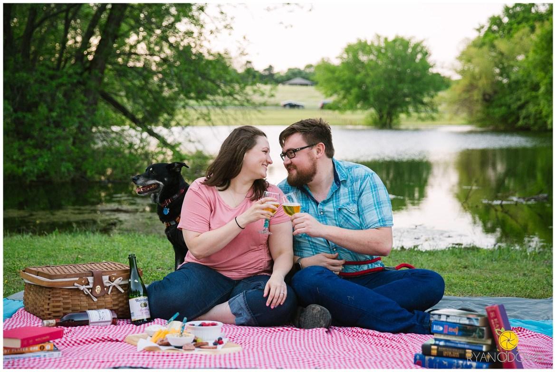 Mckinney Engagement