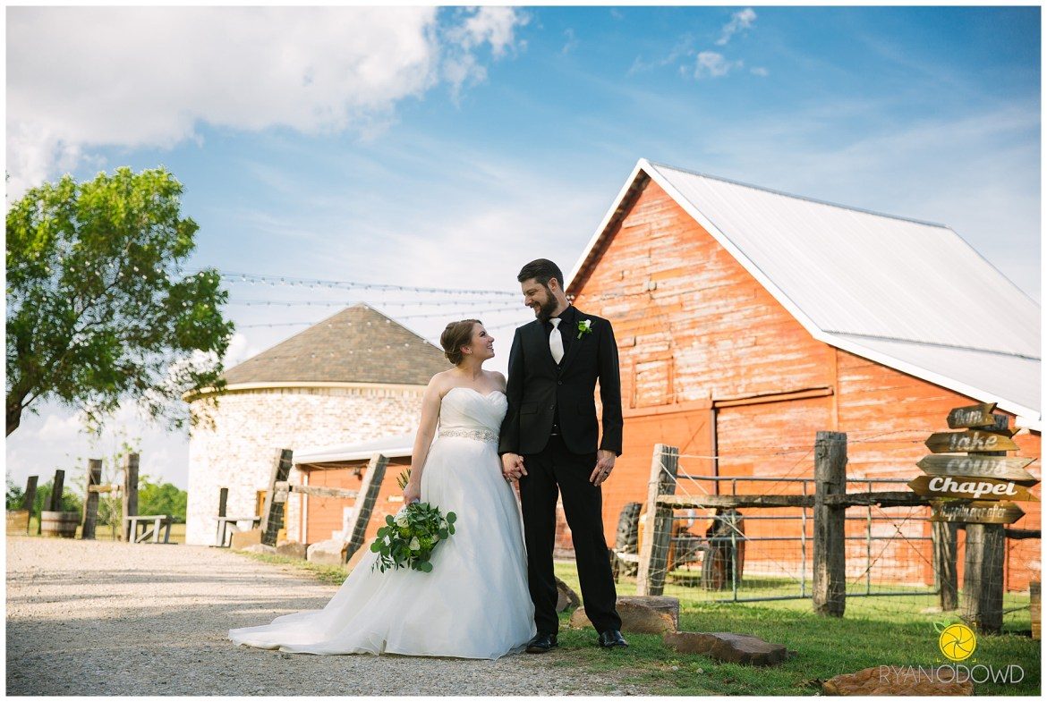 Rustic Grace Wedding