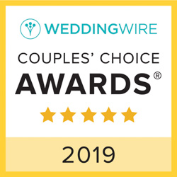 Dallas Wedding Photographer Award 1