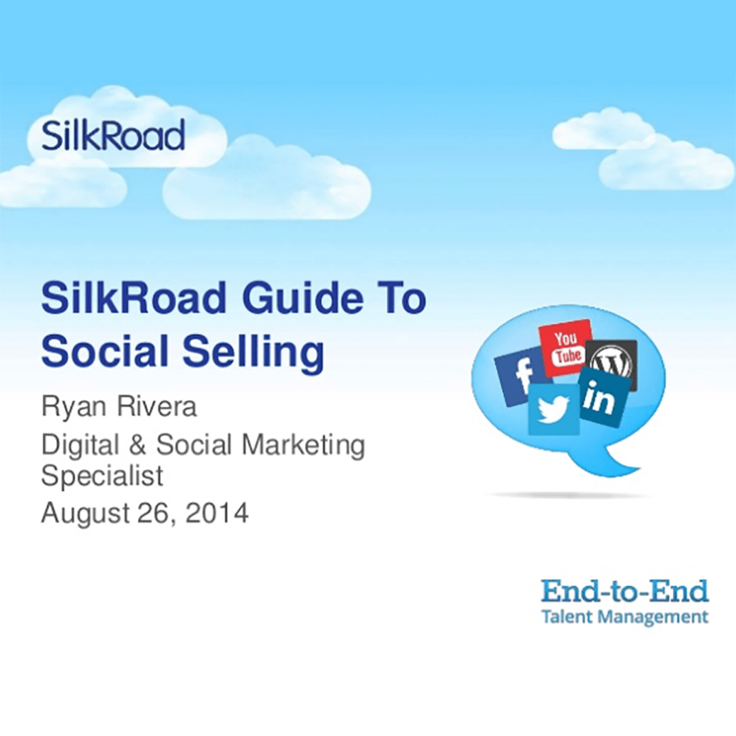 Guide To Social Selling