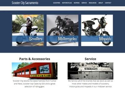 Scooter City Sacramento