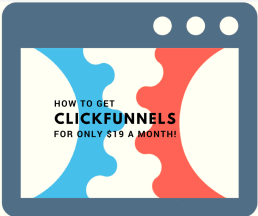 clickfunnels pricing secret - clickfunnels $19 a month