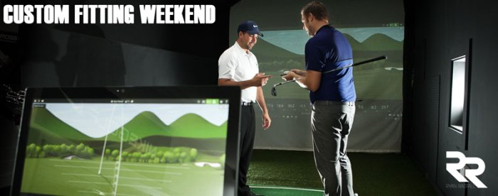 CUSTOM-FITTING-WEEKEND AT Howley Hall Golf Club