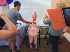 Grandma's 95th - 9