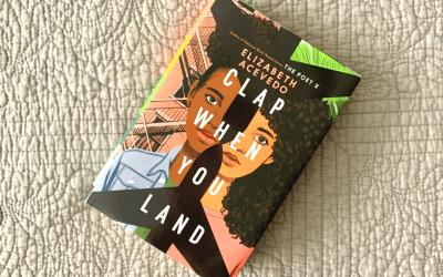 Book Review: Clap When You Land by Elizabeth Acevedo