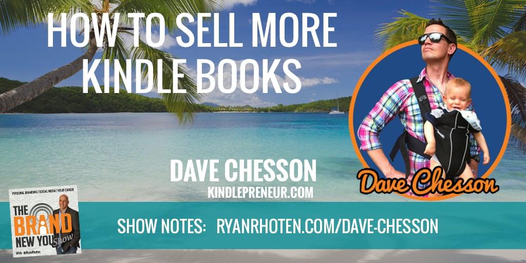 Dave Chesson The Kindlepreneur