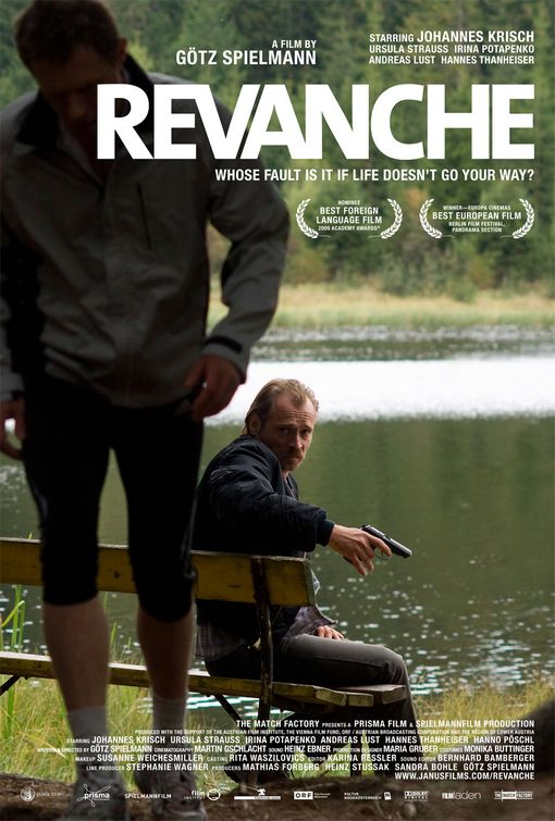 Revanche,  A film of Second Chances more than Revenge (4/4)
