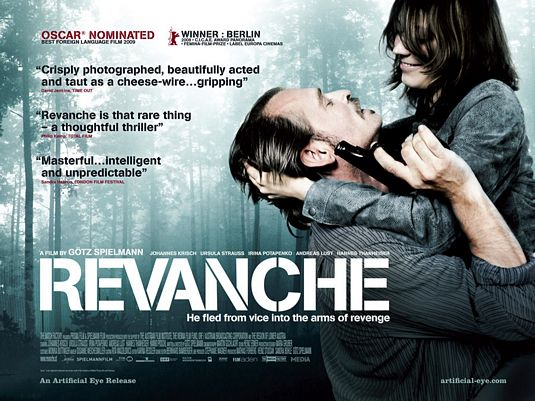 Revanche,  A film of Second Chances more than Revenge (3/4)