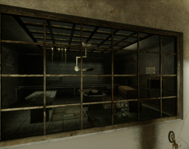 Abandoned Morgue 23 August 2017