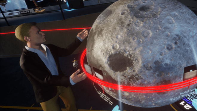 Apollo Moon Landing Exhibit Ryan Sansar 1 August 2017