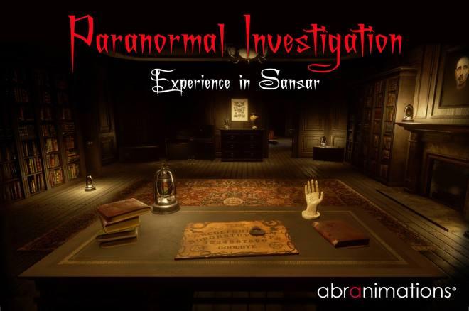 Paranormal Invetigation