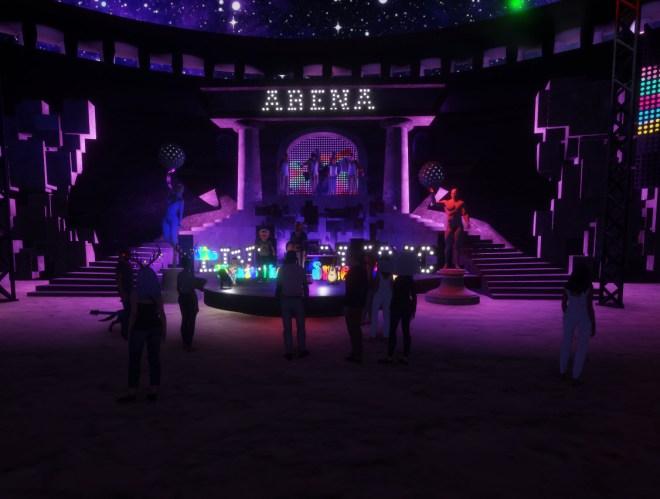 Alfy's Arena 2 11 Nov 2017