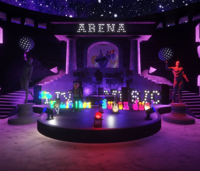 Arena Live Music Stage 1 21 Nov 2017.jpg