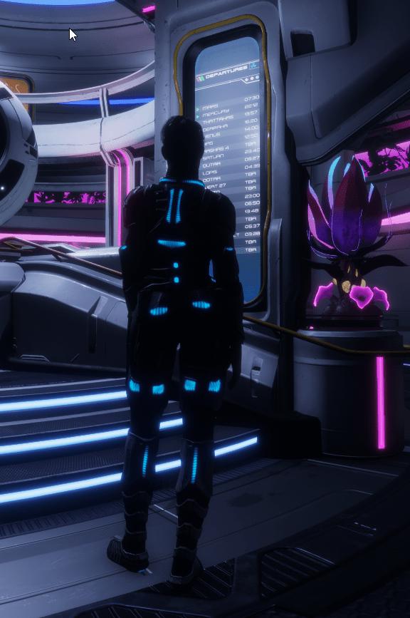 Sci-Fi Outfit 2 31 Dec 2017