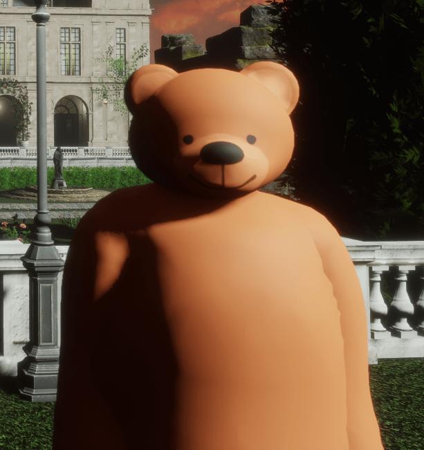 Theanine Bear 19 Dec 2017