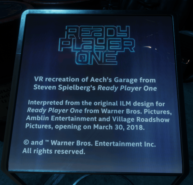 Ready Player One 2 8 Jan 2018