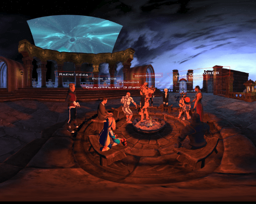 VRChat Panorama Picture
