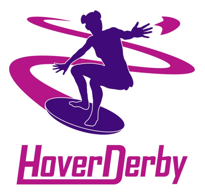 HoverDerby logo 8 Apr 2018