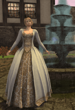 Scarborough Fair in Lady Ariana Gown 20 Apr 2018