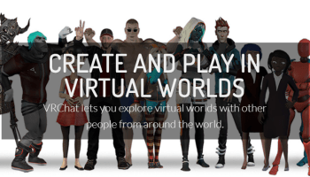 A Wider Screen: A Mini-Documentary About VRChat – Ryan Schultz
