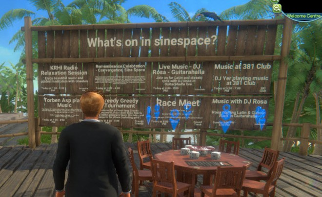 What's On In Sinespace 14 Apr 2018