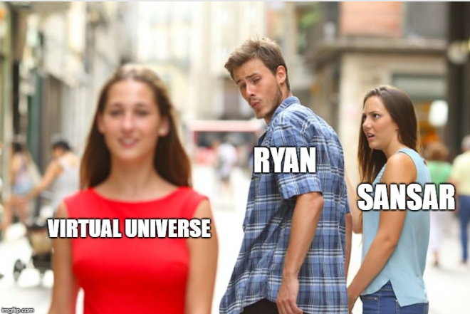 Distracted Boyfriend Meme 30 May 2018.png