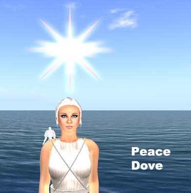 Peace Dove 27 Sept 2018