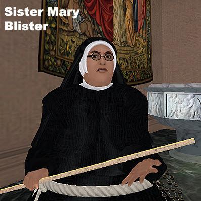 SisterMary Blister 27 Sept 2018