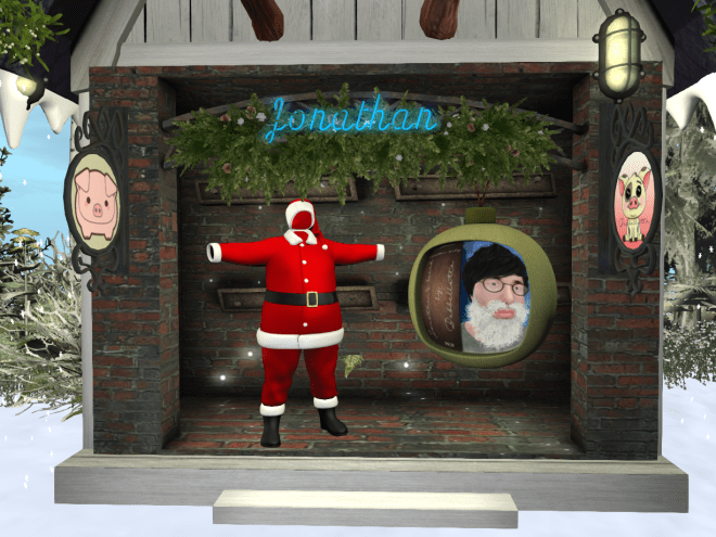 Santa booth at Piggu Fair 14 Dec 2018.png