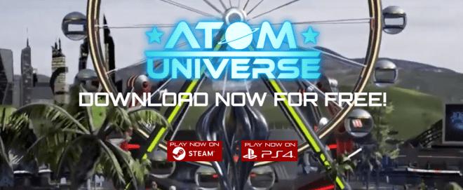 Atom Universe: A Brief Introduction