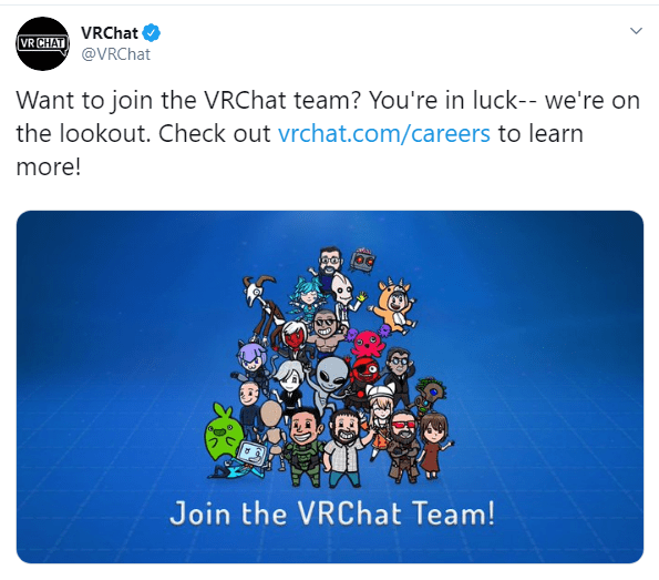 VRChat Is Planning for a Virtual Economy, Currency, and a