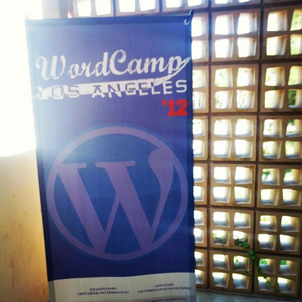 WordCamp Los Angeles 2012