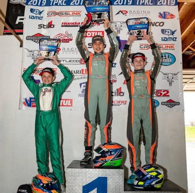Texas ProKart Challenge – Rounds 1 & 2