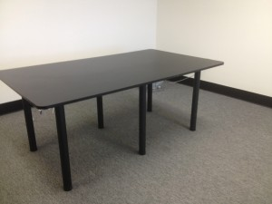 Nester Enterprise donates a conference table!