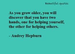 grow older